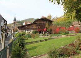 La Grange du Couvent, chambres d'hotes Ribeauvillé
