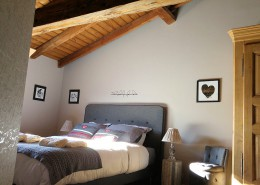 Chambre côté chateau - La Grange du couvent, Ribeauvillé