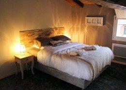 Chambre côté tour - La Grange du couvent, Ribeauvillé