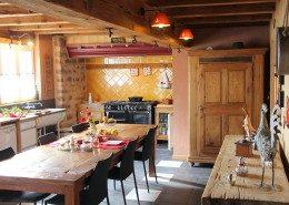 Salle à manger - La grange du couvent Ribeauvillé