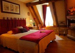 Chambre d'hôtes Romantique (La Lysiane, Rouffilhac dans le Lot)