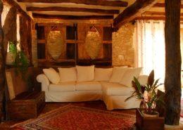 Salon (La Lysiane maison d'hôtes à Rouffilhac, région Occitanie)