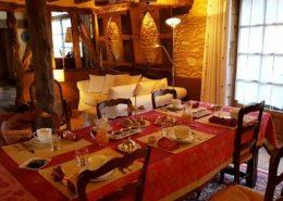 Petit déjeuner (La Lysiane maison d'hôtes de charme à Rouffilhac, Lot)